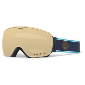 Giro Agent Gafas Hombre, midnight element/vivid copper/vivid infrared